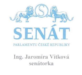 Poděkování senát